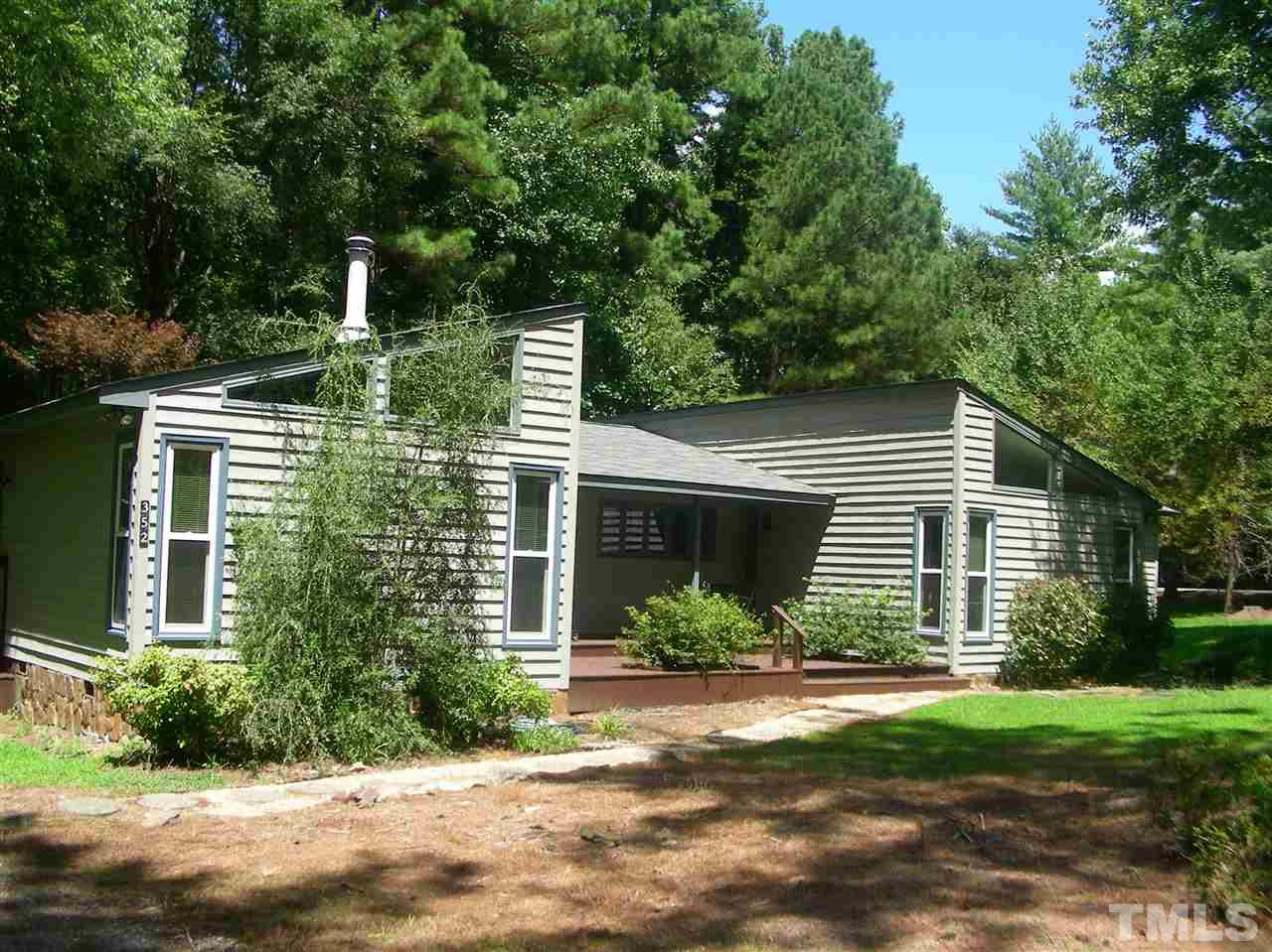Photo of home for sale at 352 Fallsview Lane N, Wake Forest NC