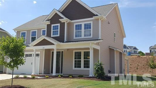 Photo of home for sale at 1498 Sunny Days Drive, Knightdale NC