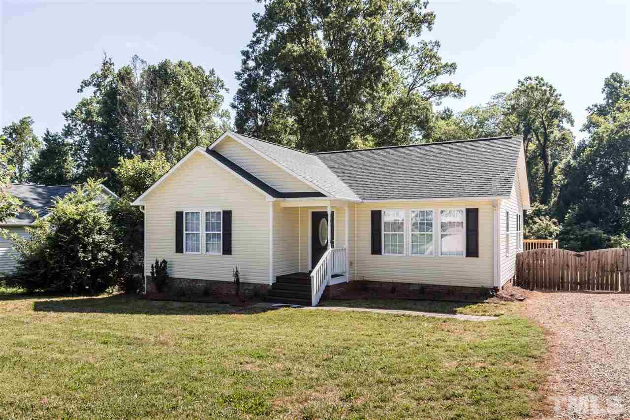 Photo of home for sale at 516-A Second Street N, Mebane NC