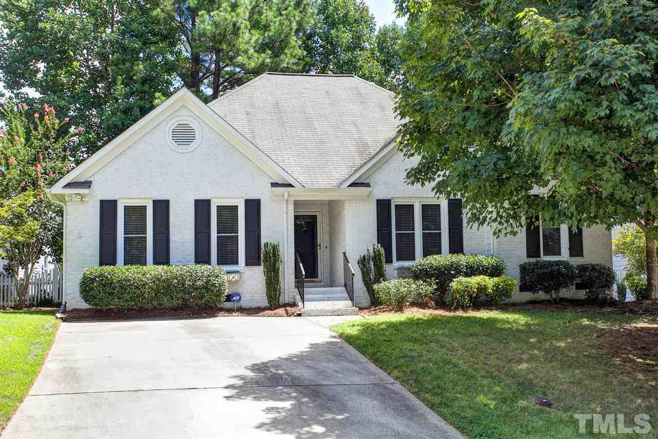 Photo of home for sale at 104 Connors Circle, Cary NC