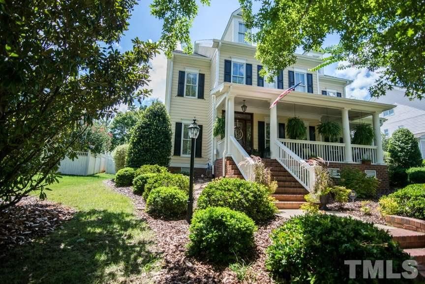 Photo of home for sale at 3825 Falls River Avenue, Raleigh NC