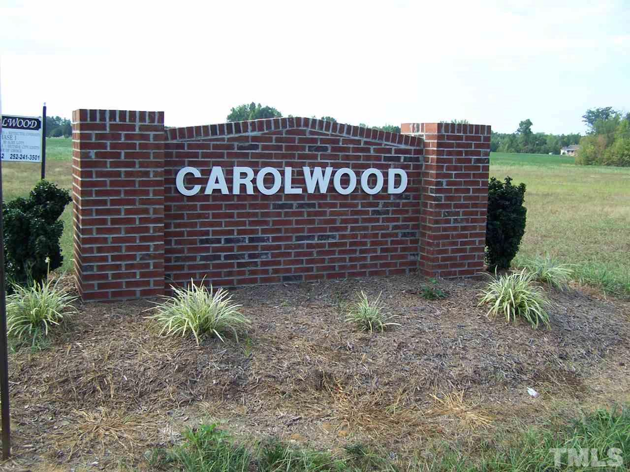 Photo of home for sale at 16 Carolwood Drive, Oxford NC