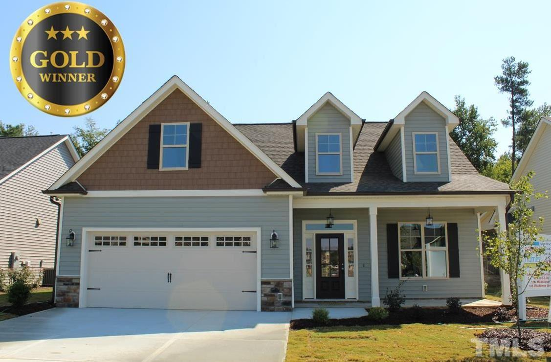 Photo of home for sale at 101 Meadowrue Lane, Youngsville NC