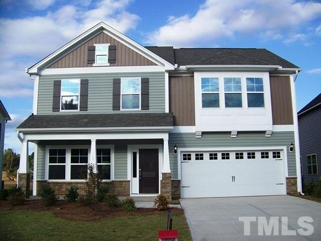 Photo of home for sale at 3560 Beaver Lane S, Raleigh NC