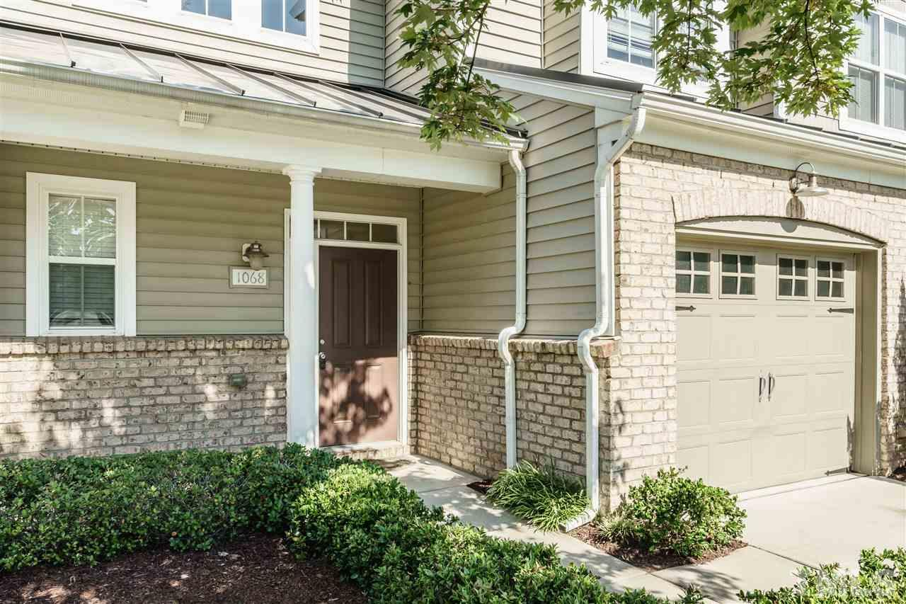 Photo of home for sale at 1068 Kingston Grove Drive, Cary NC