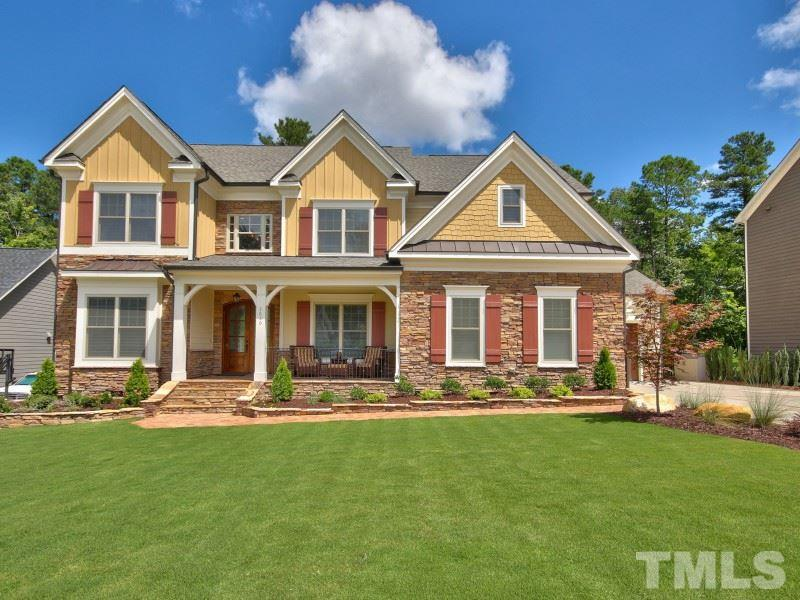 Photo of home for sale at 2630 Tosca Trail, Apex NC