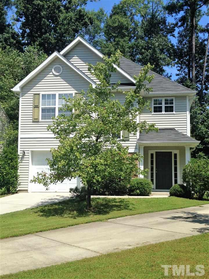 Photo of home for sale at 1241 Orchard Oriole Lane, Durham NC