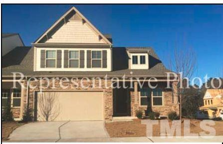 Photo of home for sale at 504 Excalibur Drive, Morrisville NC