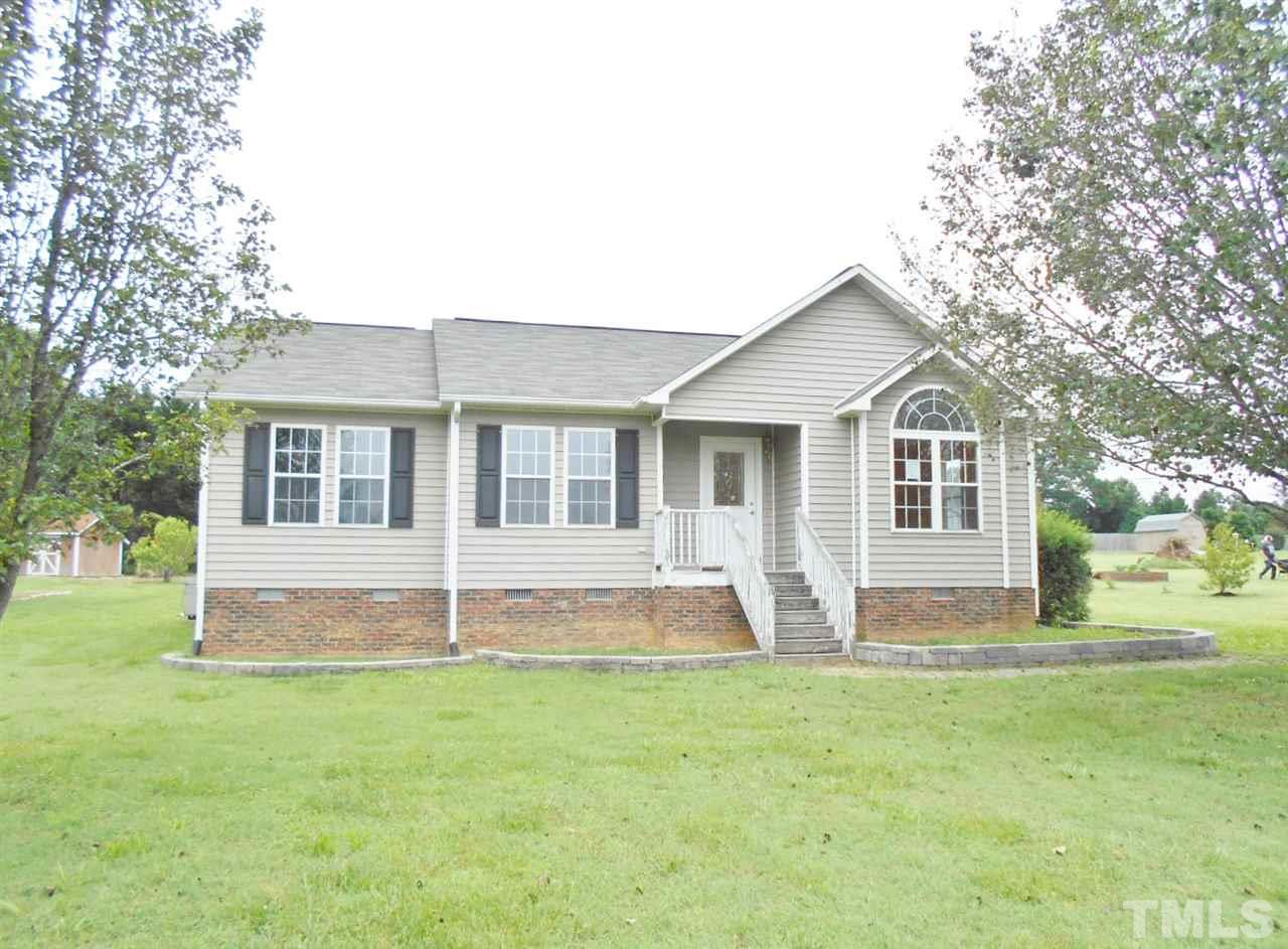 Photo of home for sale at 4658 Hopewood Drive, Graham NC