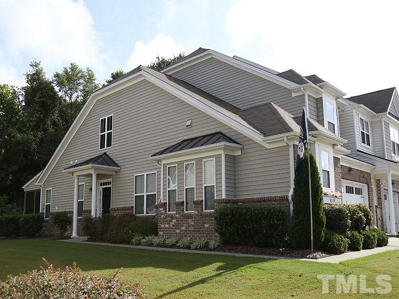 Photo of home for sale at 8339 Yaxley Hall Drive, Raleigh NC