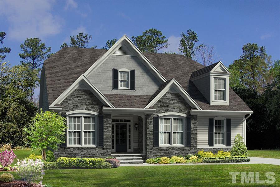 Photo of home for sale at 71 Cardona Court, Fuquay Varina NC