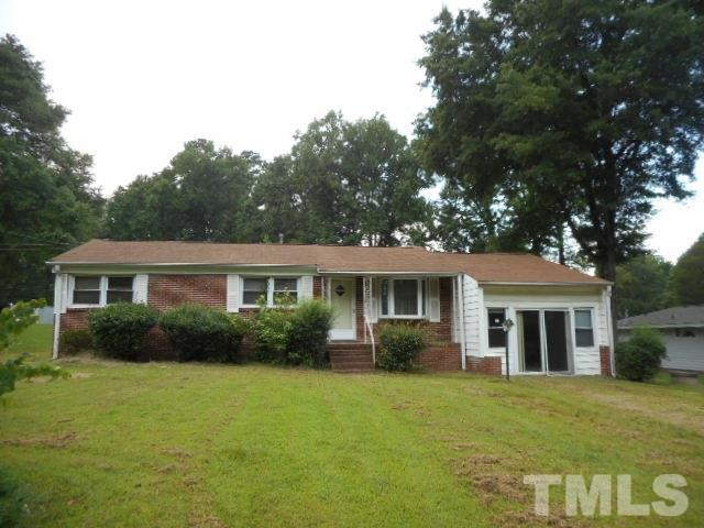 Photo of home for sale at 217 Clayton Road, Durham NC
