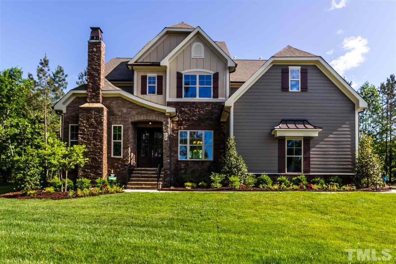 Photo of home for sale at 1345 Magnolia Bend Loop, Cary NC