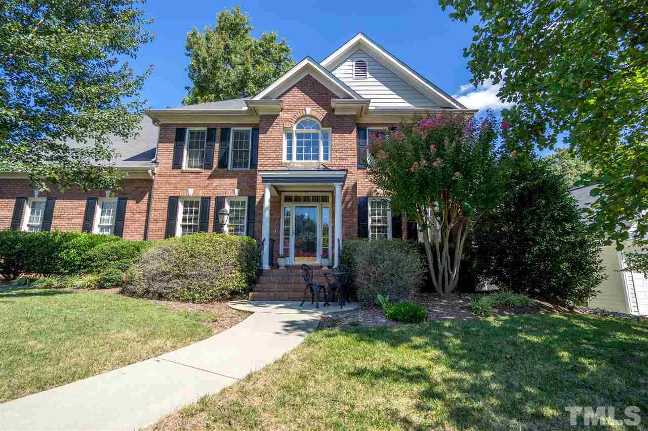 Photo of home for sale at 101 Smiths Knoll Court, Cary NC