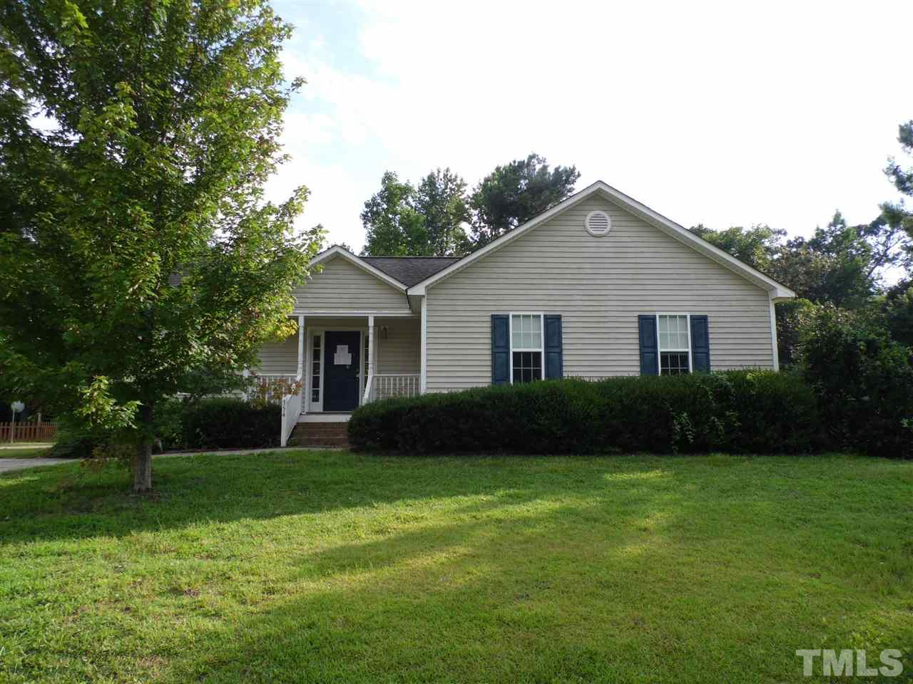 Photo of home for sale at 354 Madison Avenue, Princeton NC