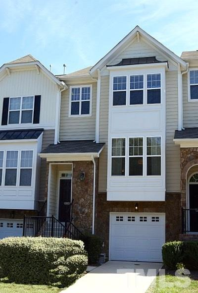 Photo of home for sale at 4607 Springerly Lane, Raleigh NC