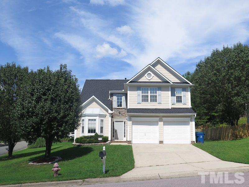 Photo of home for sale at 120 Fallenwood Drive, Durham NC