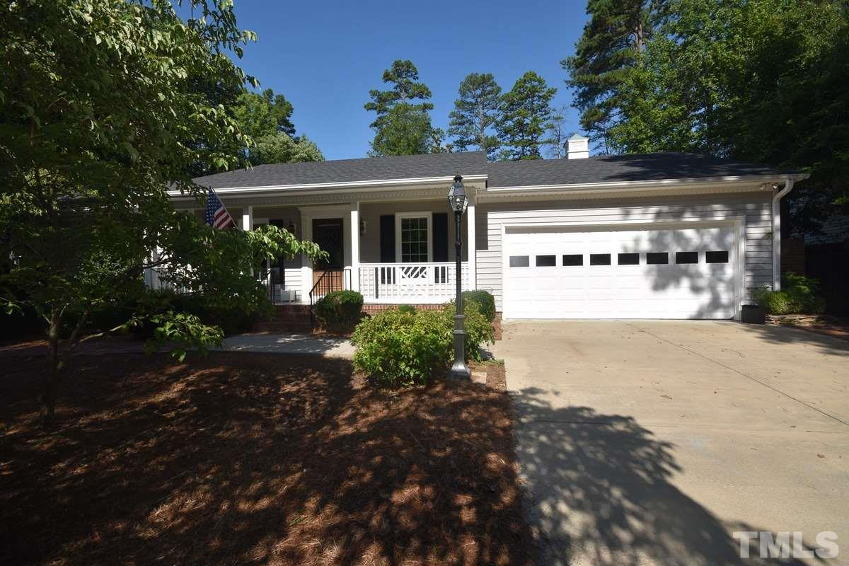 Photo of home for sale at 380 Billingham Drive, Burlington NC