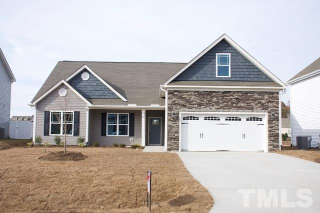 Photo of home for sale at 69 Thimble Way, Garner NC