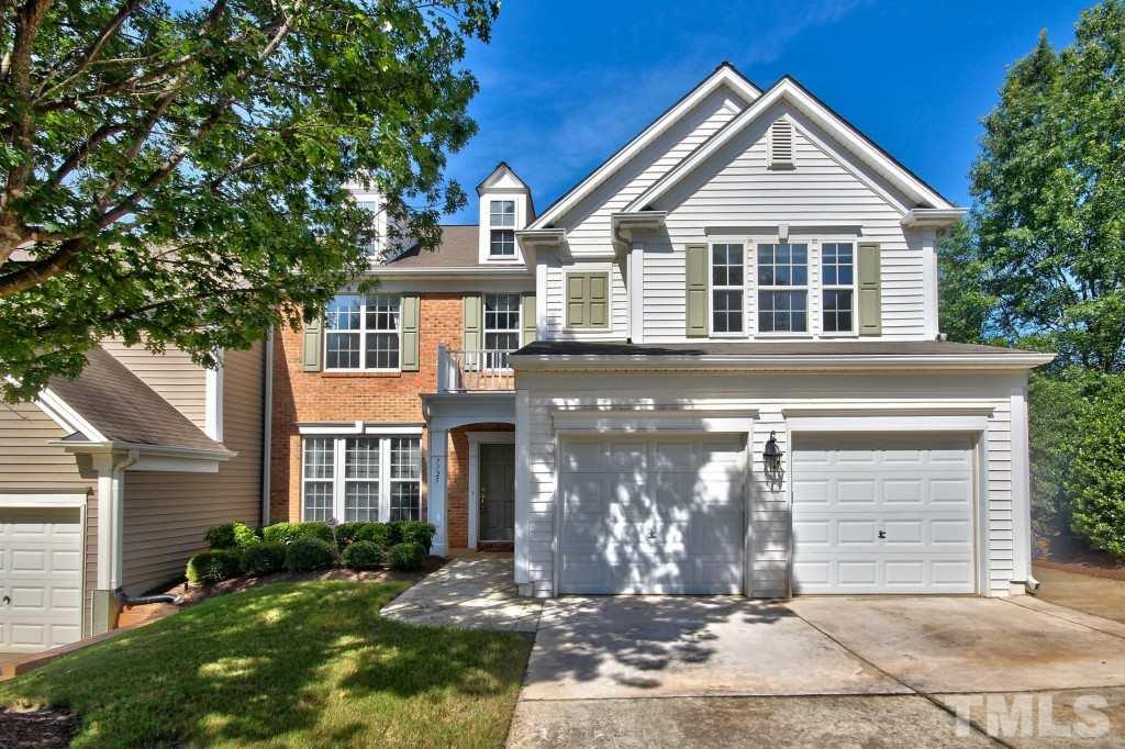 Photo of home for sale at 7725 Monte Alto Drive, Raleigh NC