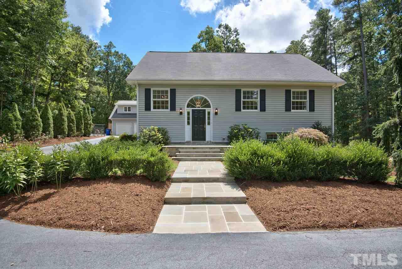 Photo of home for sale at 7122 Sunrise Road, Chapel Hill NC