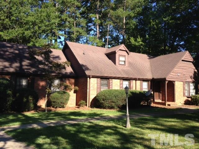 Photo of home for sale at 1617 Ridge Road, Raleigh NC
