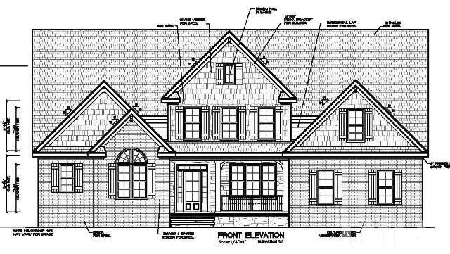 Photo of home for sale at 2901 Turning Brook Lane, Raleigh NC