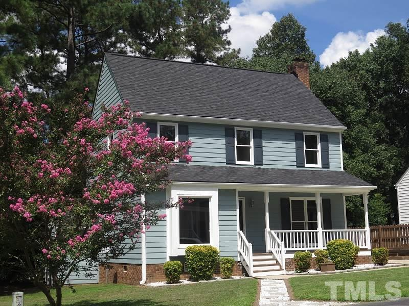 Photo of home for sale at 7313 Ewing Place, Raleigh NC