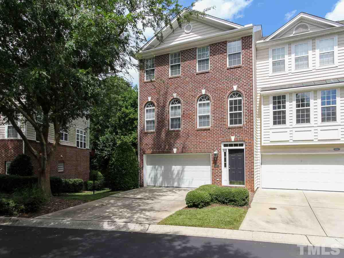 Photo of home for sale at 6841 Middleboro Drive, Raleigh NC
