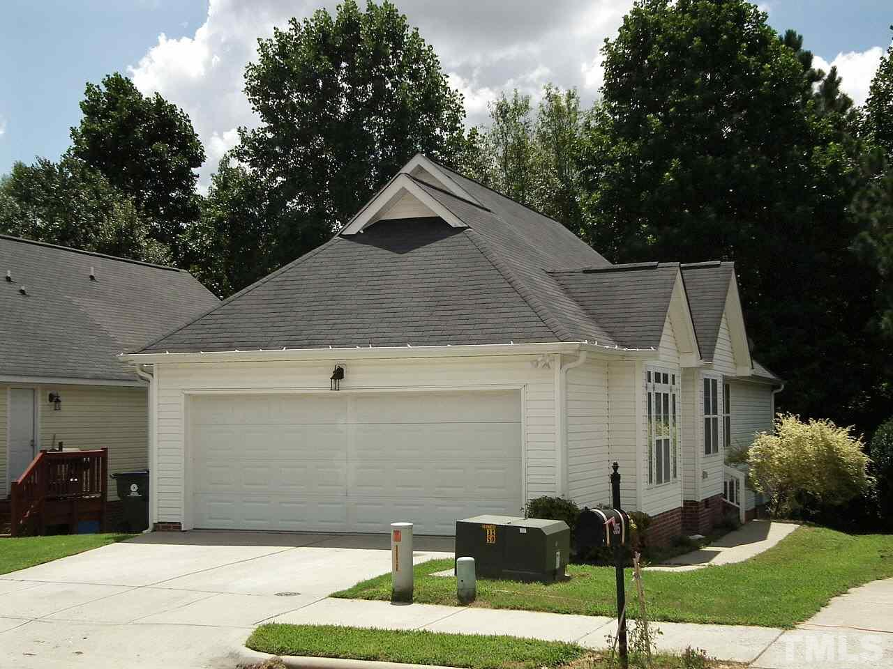 Photo of home for sale at 309 Occidental Drive, Holly Springs NC