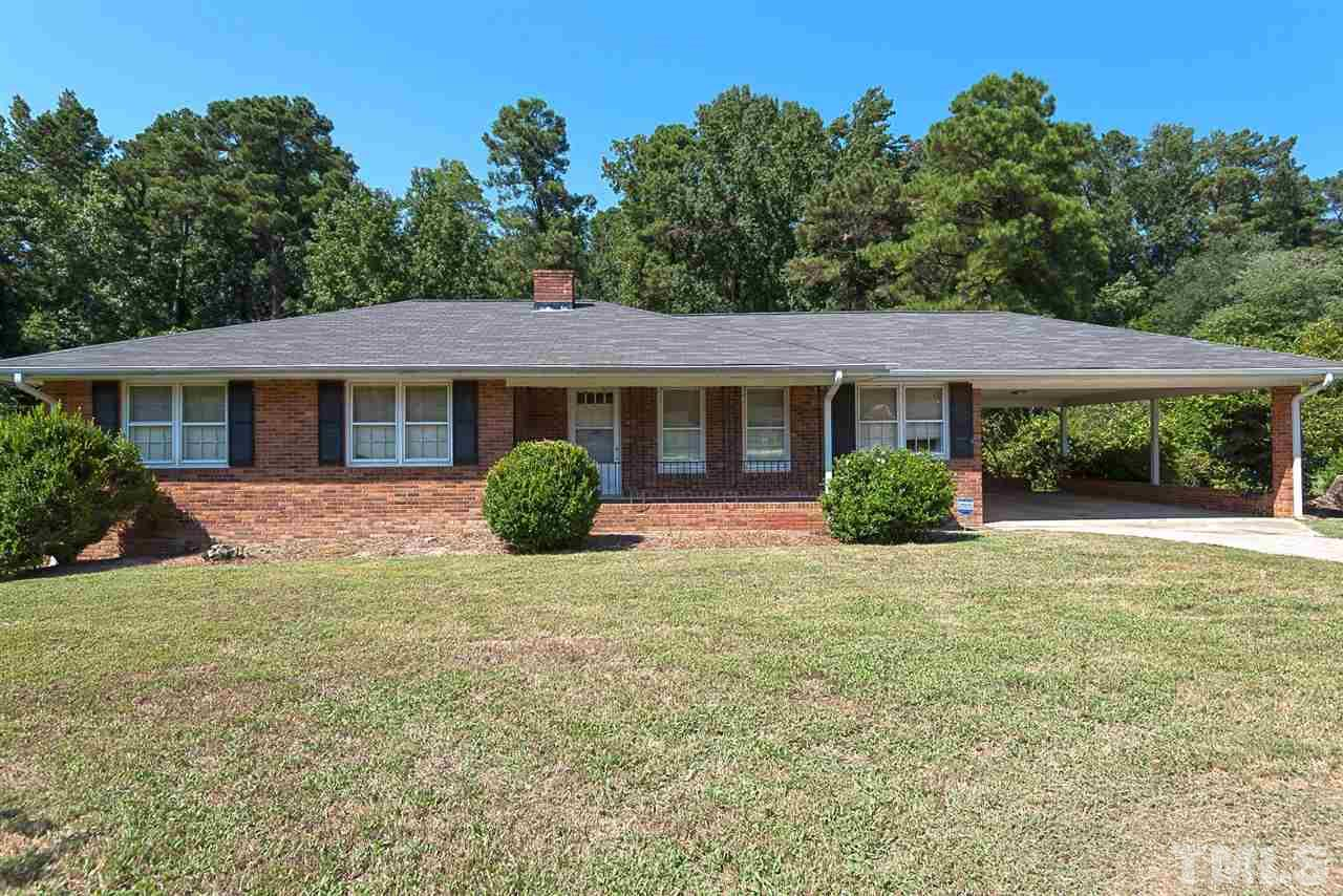 Photo of home for sale at 3901 Buffaloe Road, Raleigh NC