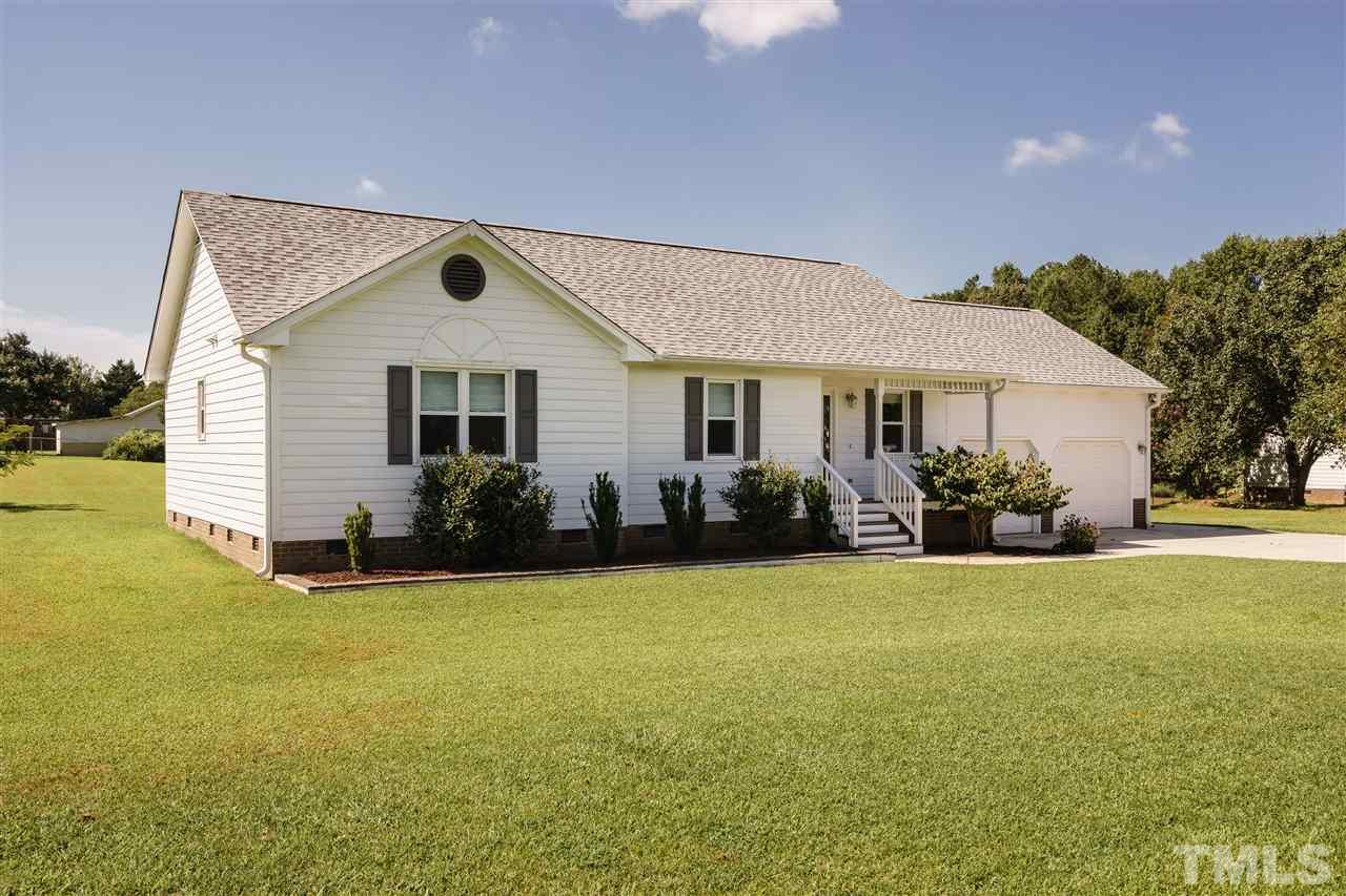 Photo of home for sale at 3017 Lindsay Drive, Garner NC