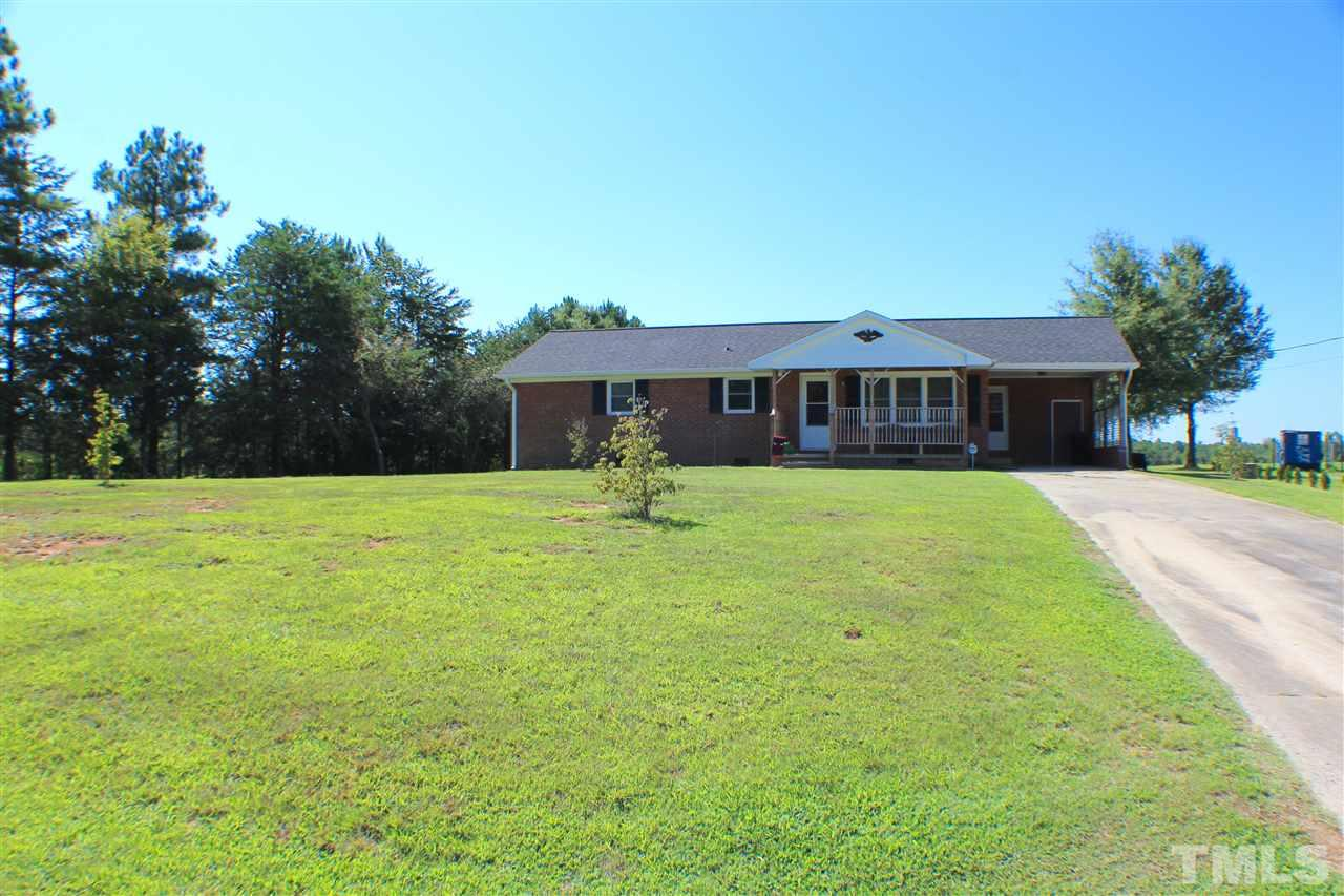 Photo of home for sale at 2321 Willie Pace Road, Burlington NC