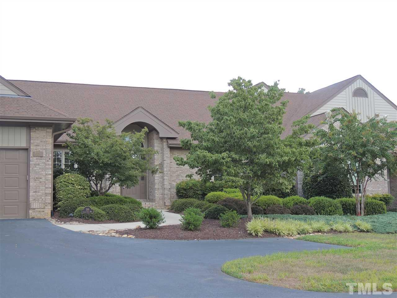 Photo of home for sale at 301 Cedar Ridge Way, Durham NC