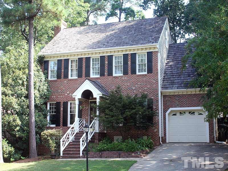 Photo of home for sale at 112 Wintermist Drive, Cary NC