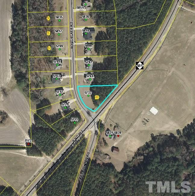 Property for sale at 5732 ROSEHEATH Road, Bailey,  NC 27807