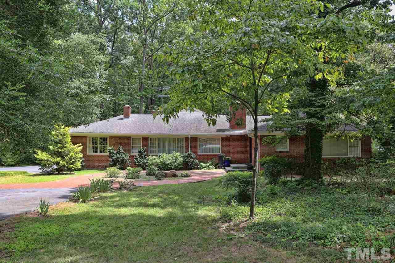 815 Old Mill Road, Chapel Hill, NC