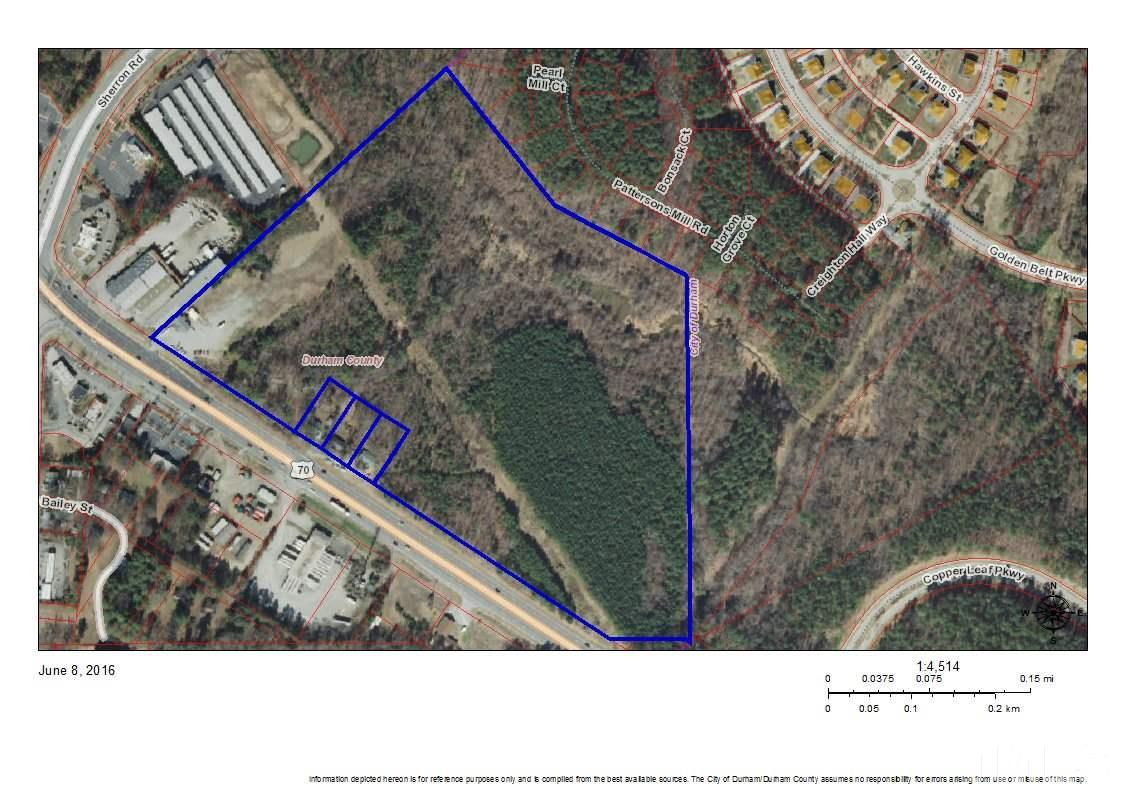 Property for sale at 1801-1807 US 70 Highway, Durham,  NC 27703
