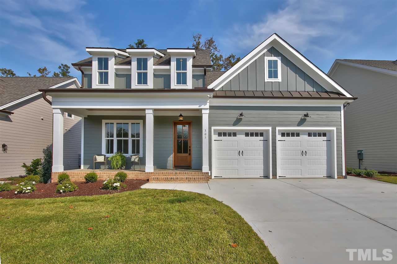 305 Fairway Vista Drive, Holly Springs, NC 27540