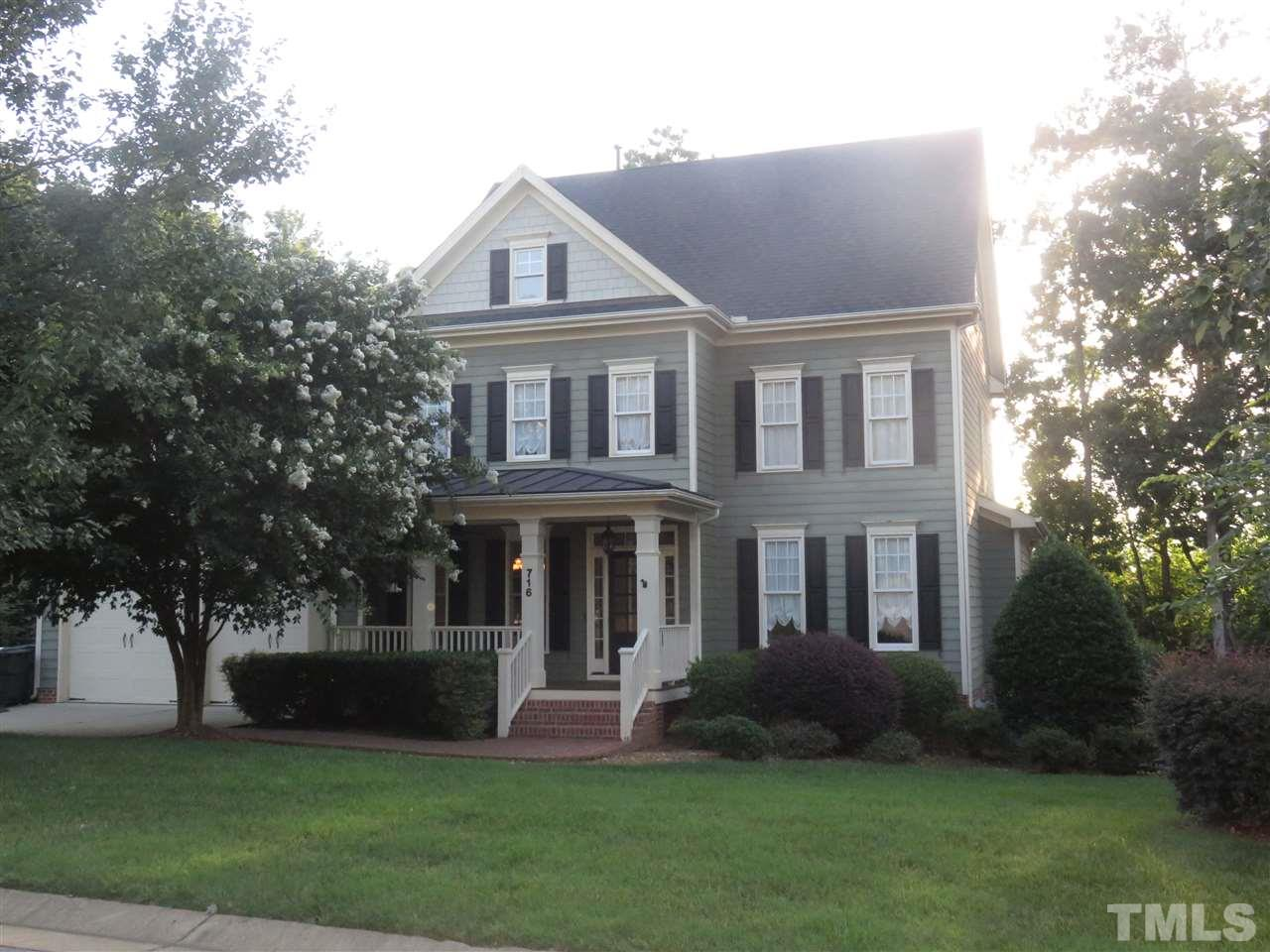 716 Skymont Drive, Holly Springs, NC 27540