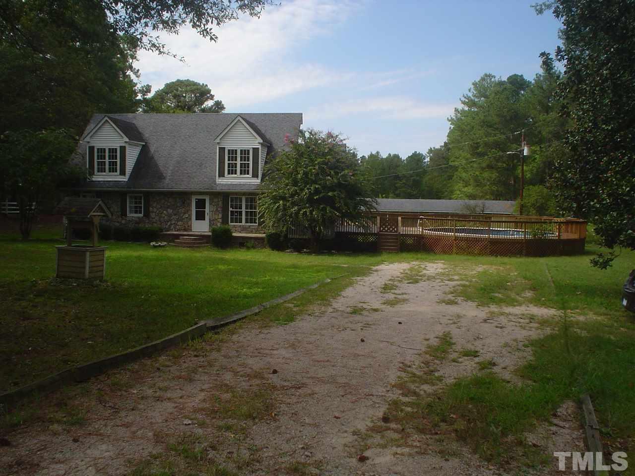 4013 Old Milburnie Road, Raleigh, NC 27616