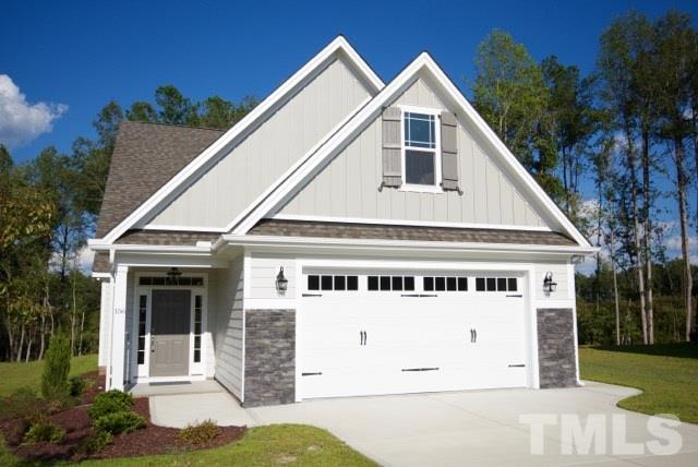 Photo of home for sale at 156 Balsam Lane, Clayton NC