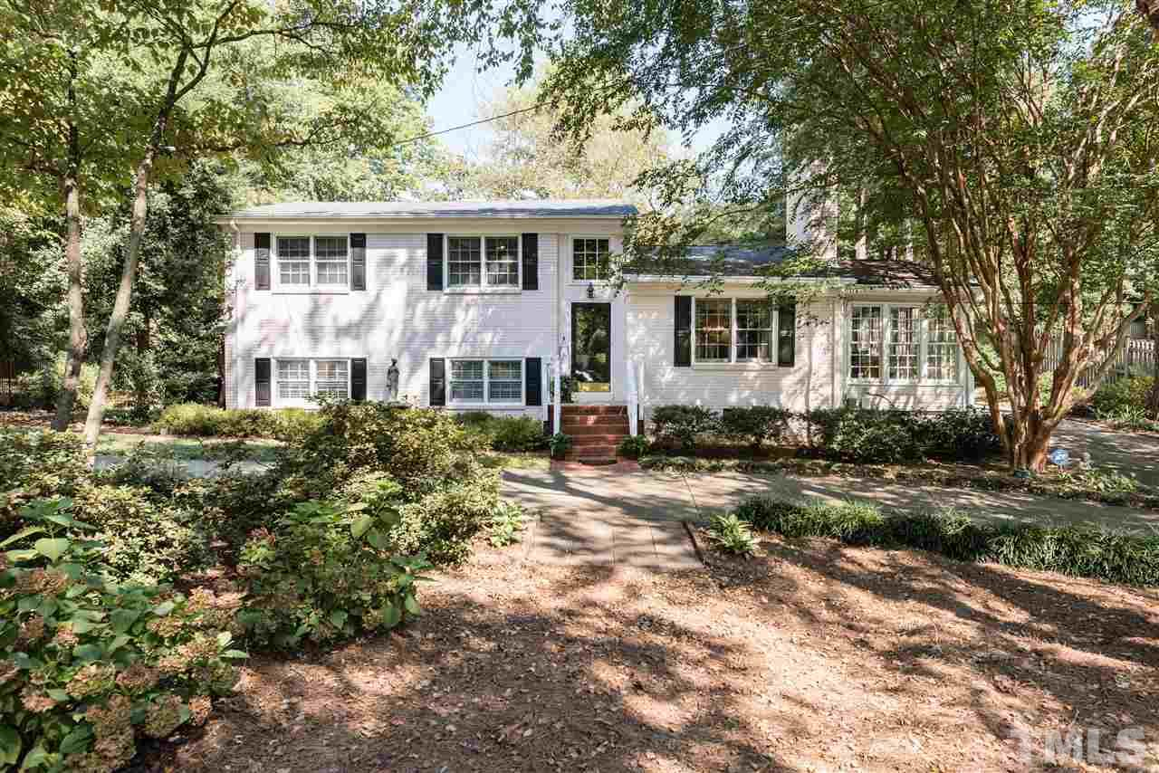 Photo of home for sale at 313 Forsyth Street, Raleigh NC