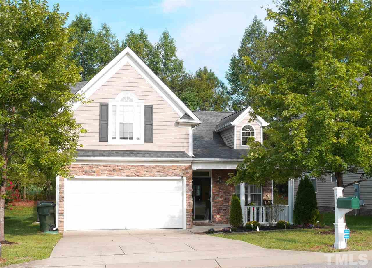 Photo of home for sale at 8180 Willowglen Drive, Raleigh NC