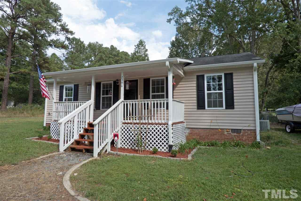 Photo of home for sale at 2596 Deep River Road, Sanford NC