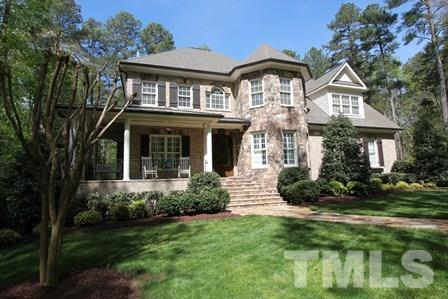 Photo of home for sale at 7112 Trenton Ridge Court, Raleigh NC