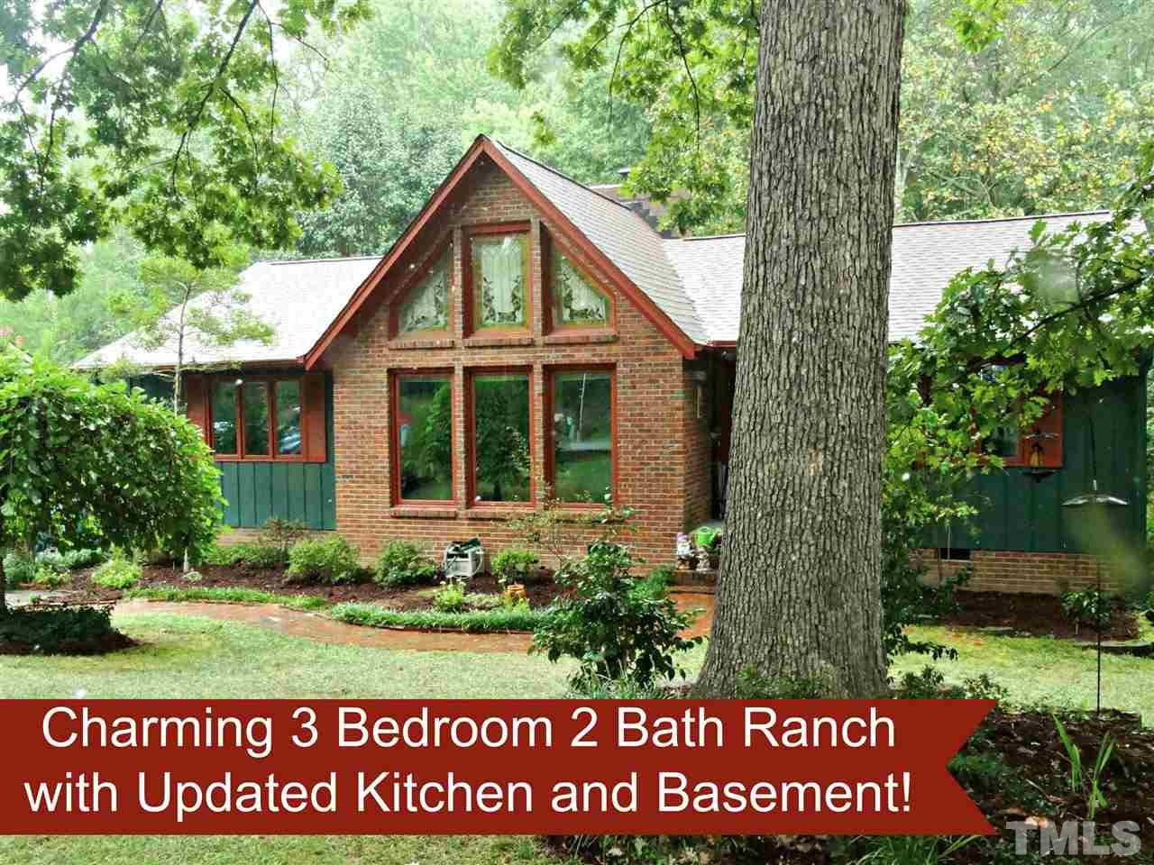 Photo of home for sale at 106 Breckenridge Drive, Knightdale NC
