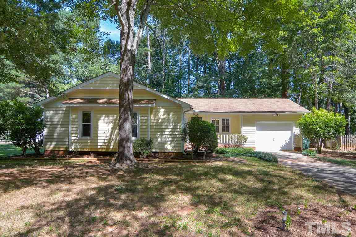 Photo of home for sale at 1724 Seabrook Avenue, Cary NC