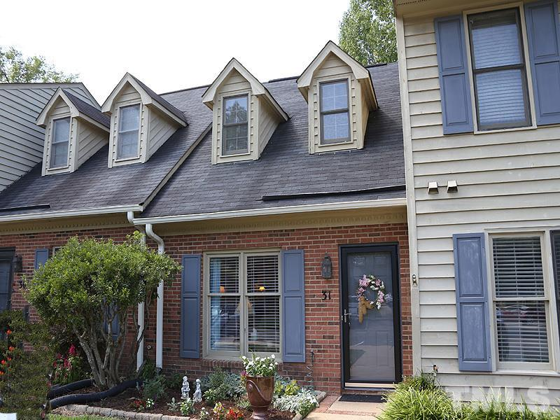 Photo of home for sale at 31 Stonewall Way, Durham NC