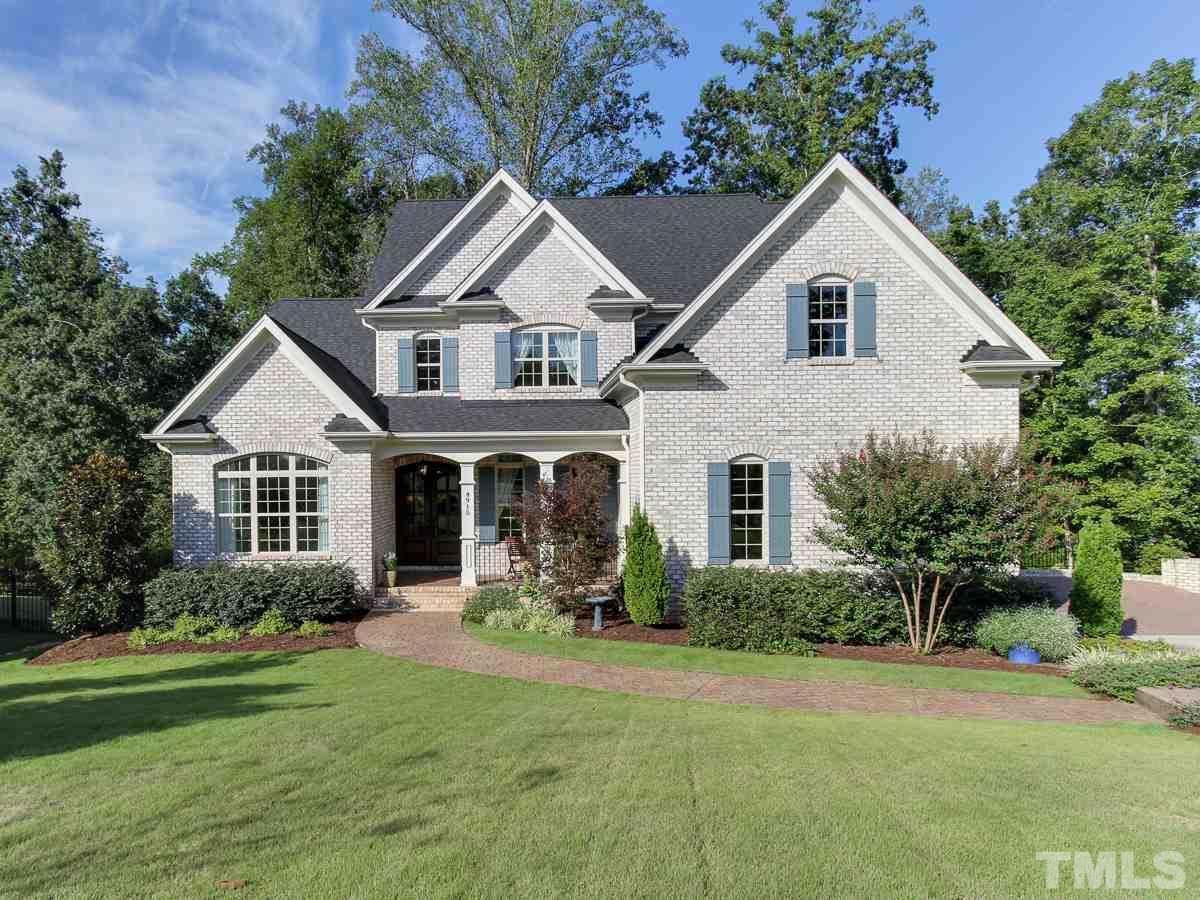 Photo of home for sale at 4915 Gann Trail, Raleigh NC